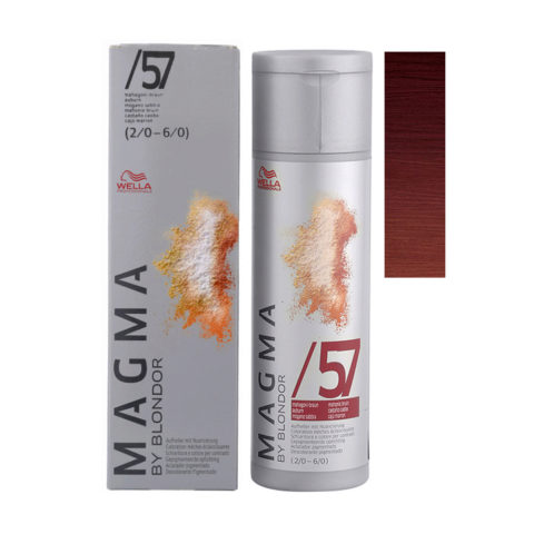 /57 Auburn Wella Magma 120gr