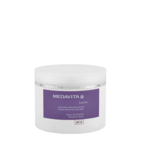 Medavita Lenghts Luxviva Colour protection hair mask pH 3.5  500ml