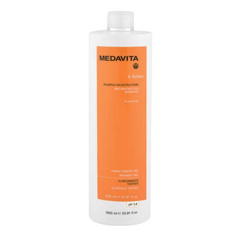 Medavita Lenghts Beta-Refibre Reconstructive shampoo pH 5.8 1000ml