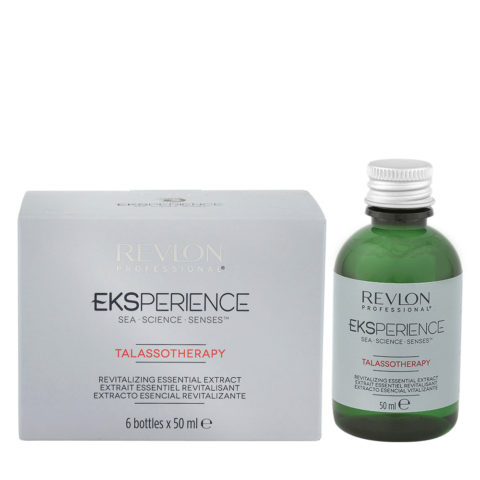 Eksperience Talassotherapy Revitalizing Essential Extract 6x50ml