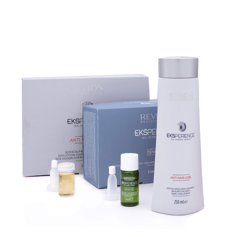 Eksperience Anti Hairloss complete Kit