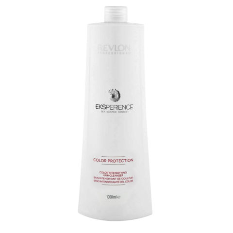 Eksperience Color Protection Intensifying Cleanser Shampoo 1000ml - For Coloured Hair