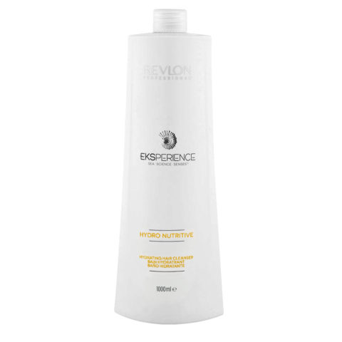 Eksperience Hydro Nutritive Hydrating Hair Cleanser Shampoo 1000ml - For Dry Hair