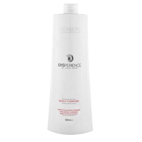 Eksperience Scalp Comfort Dermo Calm Cleanser Shampoo 1000ml