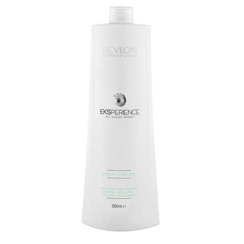 Eksperience Sebum Control Balancing Cleanser Shampoo 1000ml - For Oily Scalp