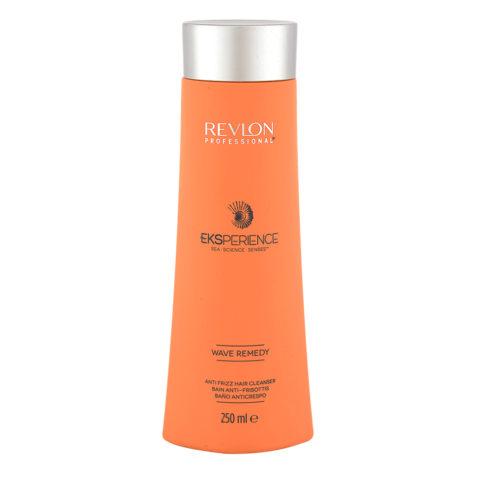 Eksperience Wave Remedy Hair Cleanser Shampoo 250ml - Anti Frizz