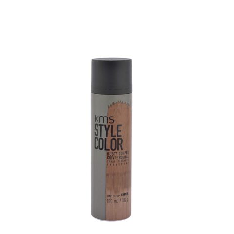 KMS Style Color Rusty copper 150ml - Hair Colour Spray Copper