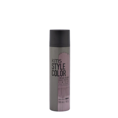 KMS Style Color Vintage blush 150ml - Hair Colour Spray Pastel Pink