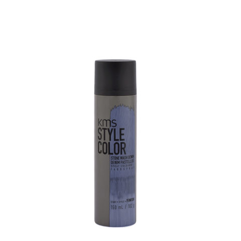 KMS Style Color Stone Wash denim 150ml - Hair Colour Spray Denim