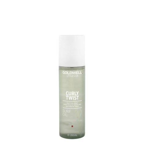 Goldwell Stylesign Curly Twist Surf oil 200ml - salt oil spray