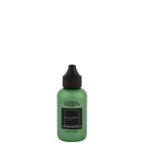L'oreal Colorful hair Flash Mystic Forest 60ml - hair make up