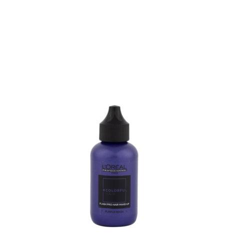 L'oreal Colorful hair Flash Purple Reign 60ml - hair make up