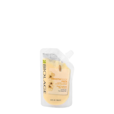 Biolage Smoothproof Pack Deep treatment 100ml - Anti frizz Mask