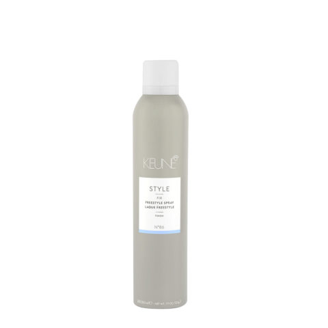 Keune Style Fix Freestyle Spray N.86, 300ml - strong hold hairspray
