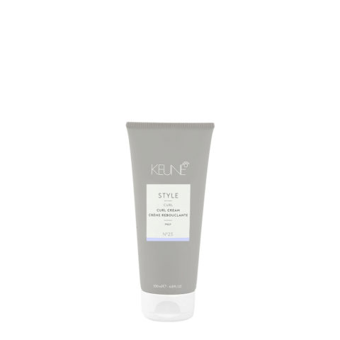 Keune Style Curl Cream N.25, 200ml - curls cream