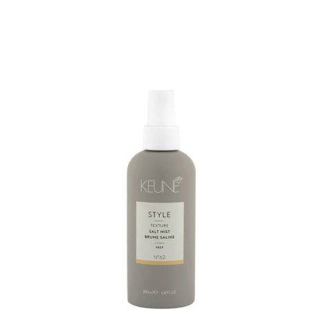 Keune Style Texture Salt Mist N.62, 200ml - sea salt spray