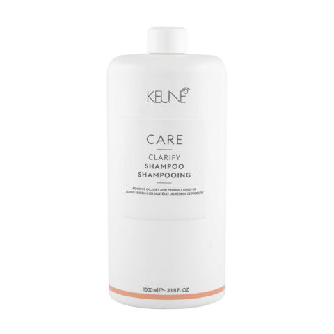 Keune Care line Clarify Shampoo 1000ml - Purifying Shampoo