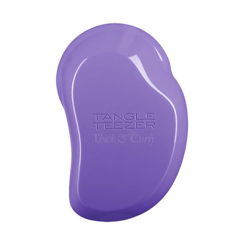Tangle Teezer Thick & Curly Lilac Fondant hairbrush - For thick, curly and afro hair