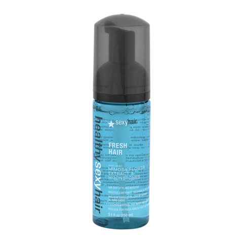 Healthy Sexy Hair Fresh Hair 150ml - Air Drying Styling Mousse