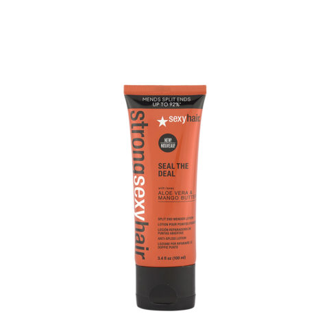 Strong Sexy hair Seal the deal 100ml - split end mender lotion