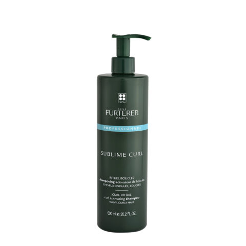 René Furterer Sublime Curl Activating Shampoo 600ml