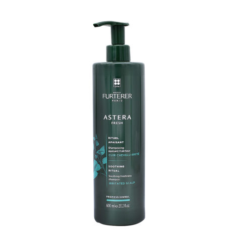 René Furterer Astera Fresh Soothing Freshness Shampoo 600ml - For Irritated Scalp