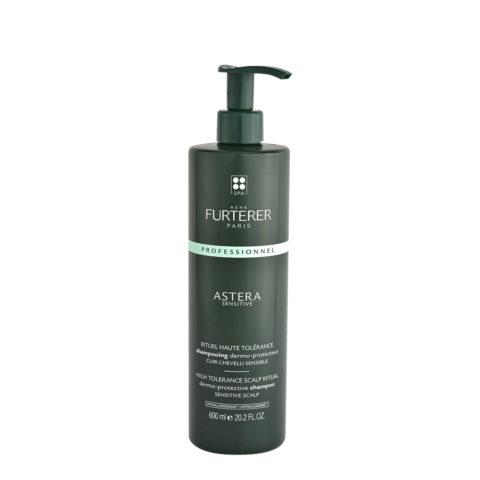 René Furterer Astera Sensitive Dermo Protective Shampoo 600ml - For Sensitive Scalp