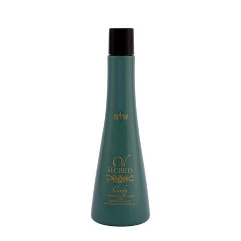 Creattiva Oil Secrets Curly Shampoo Modellante 250ml - Curly Shampoo