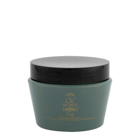 Creattiva Oil Secrets Curly Crema Modellante 250ml - Mask For Curls