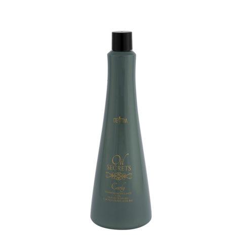Creattiva Oil Secrets Curly Shampoo Modellante 1000ml - Curly Shampoo