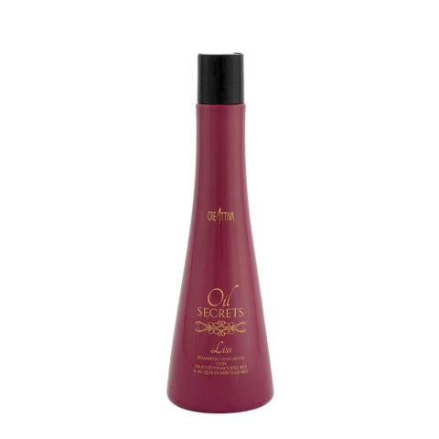 Creattiva Oil Secrets Liss Shampoo Levigante 250ml - Anti - Frizz Shampoo