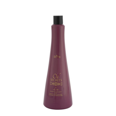 Creattiva Oil Secrets Liss Shampoo Levigante 1000ml - Anti - Frizz Shampoo
