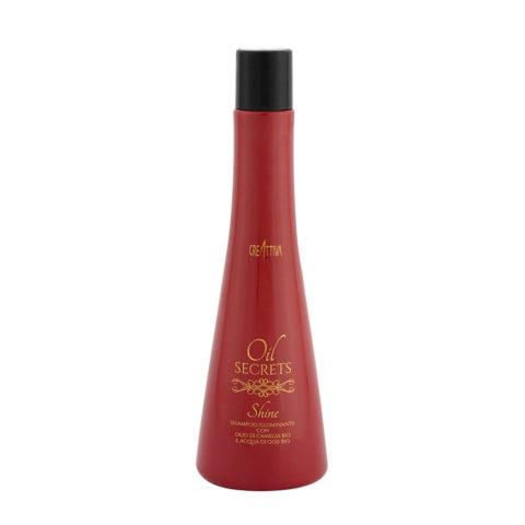 Creattiva Oil Secrets Shine Shampoo Illuminante 250ml - Shine Shampoo