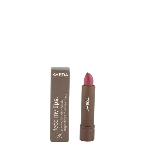 Aveda Feed my lips Pure Nourish Mint Lipstick 3.4gr Sugar Apple 15 - deep violet pink with shimmer