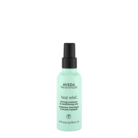 Aveda Heat Relief Thermal Protector & Conditioning Mist 100ml - heat protecting spray