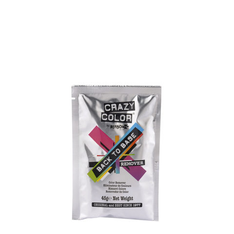 Crazy Color Back to Base Color Remover 45gr
