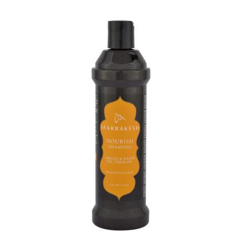 Marrakesh Nourish Shampoo Dreamsicle scent 355ml - hydrating shampoo