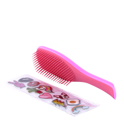 Tangle Teezer The Wet Detangler Coral Pick 'N' Stick