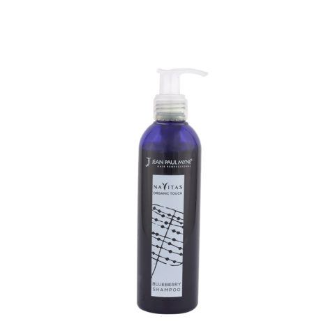 Jean Paul Myne Navitas Organic Touch shampoo Blueberry 250ml - Coloured Shampoo