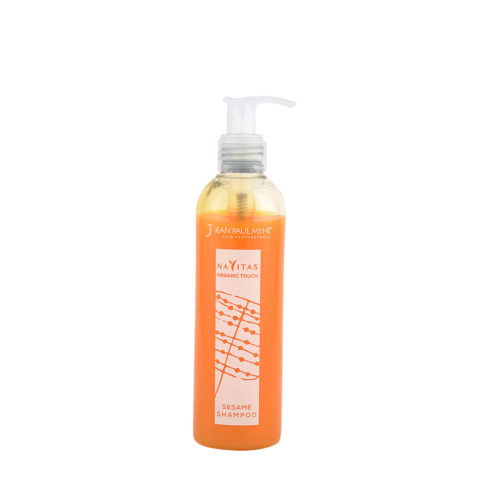 Jean Paul Myne Navitas Organic Touch shampoo Sesame 250ml - Coloured Shampoo