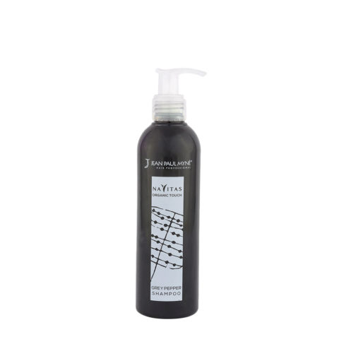 Jean Paul Myne Navitas Organic Touch shampoo Grey Pepper 250ml - Coloured Shampoo