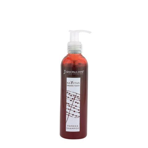 Jean Paul Myne Navitas Organic Touch shampoo Paprika 250ml - Colour Shampoo