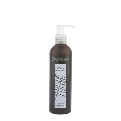 Jean Paul Myne Navitas Organic Touch shampoo Carob 250ml - Coloured Shampoo
