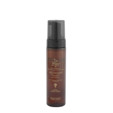 Tecna Preciouskin Sacha Inchi Antioxydant Organic Foam Wash Classic 200ml - Body Mousse