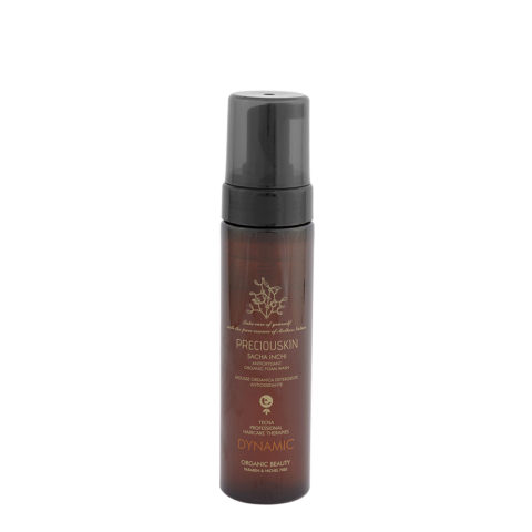 Tecna Preciouskin Sacha Inchi Antioxydant Organic Foam Wash Dynamic 200ml - Body Mousse