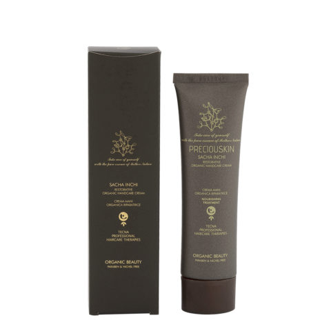 Tecna Preciouskin Sacha Inchi Restorative Organic Handcare Cream 100ml - Hand Cream