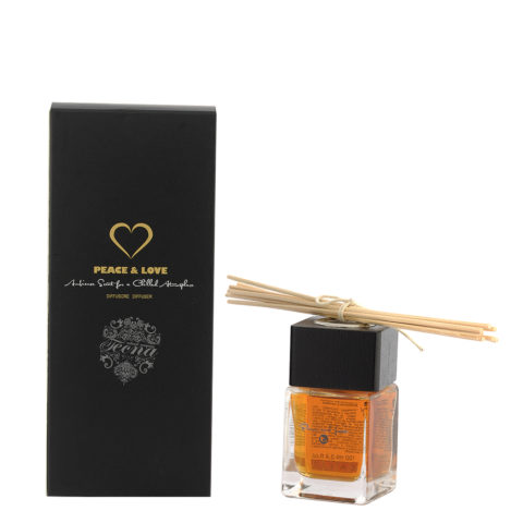 Tecna Peace and Love Home Fragrance 100ml - Air Freshener Ginger And Vanilla