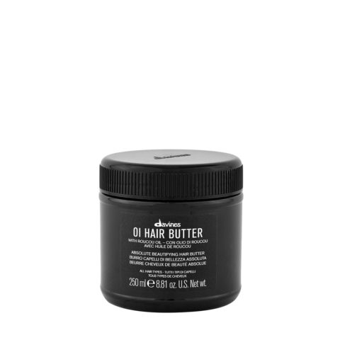 Davines OI Hair Butter 250ml - hydrating perfumed hair butter