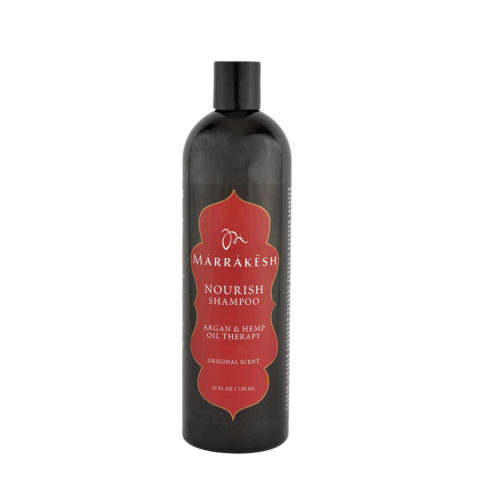 Marrakesh Nourish Shampoo 739ml - hydrating shampoo