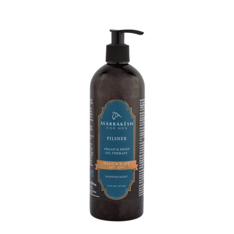 Marrakesh for Men Pilsner Hand & Body lotion 473ml